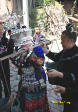 Miao Wedding Ceremony in Langde-Tony Chen